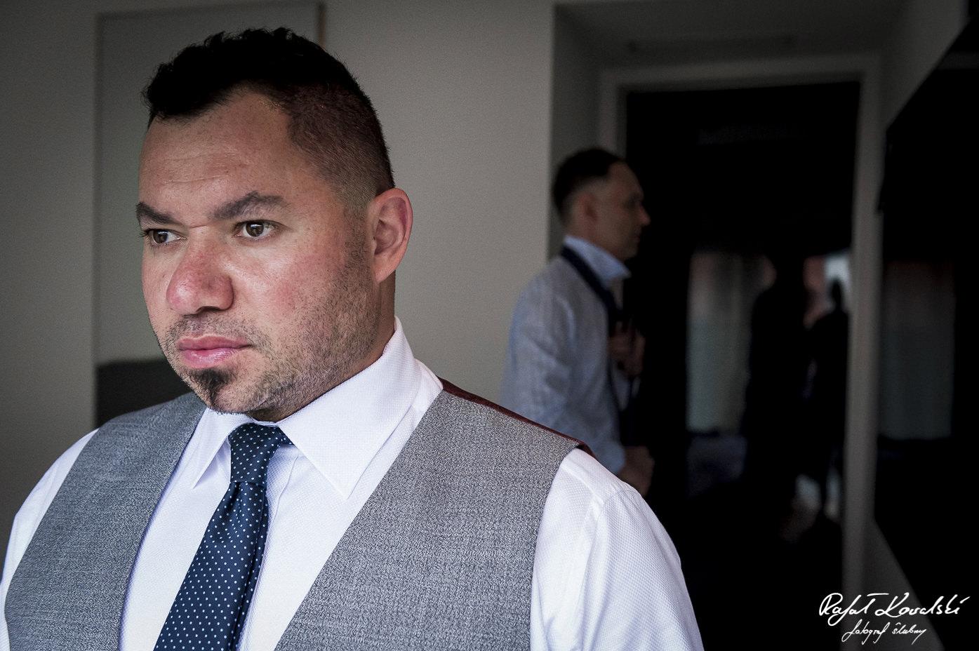 Hotel Nicolaus w Toruniu fotograf ślubny Rafał Kowalski