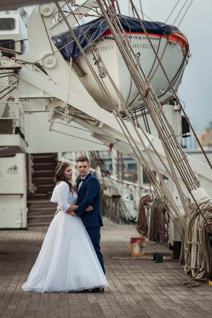 Plener Ślubny na Darze Młodzieży