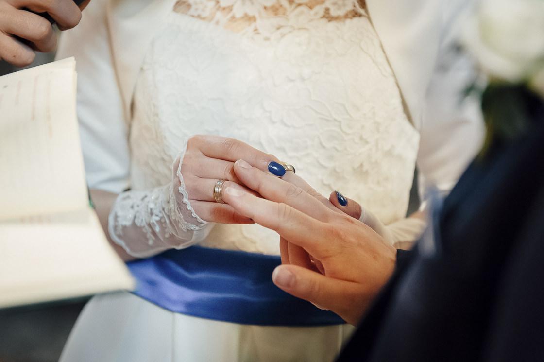 Ślub w Kolegiacie Staroszkockiej