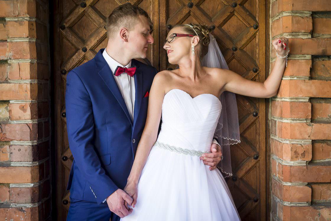 Karolina i Wojciech - Plener wśród pól