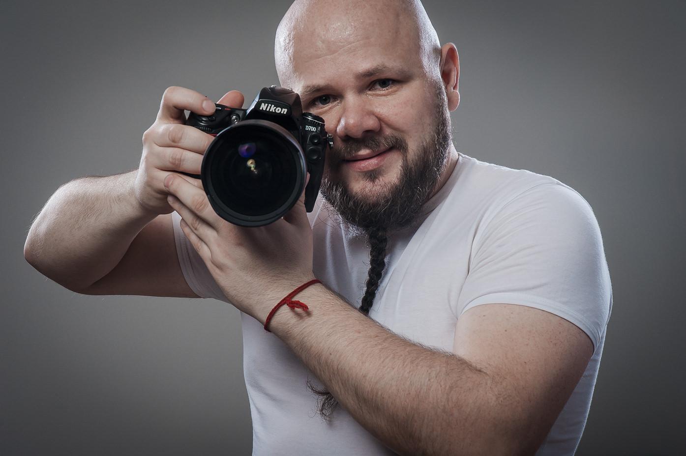 jaki ma być fotograf ślubny Rafał Kowalski o mnie