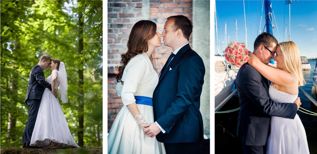 Fotografia Ślubna Gdańsk - PORADNIK do zdjęć ślubnych
