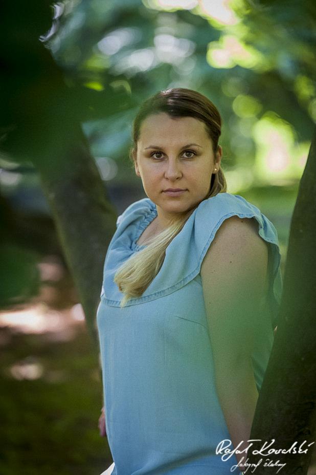 Sesja Narzeczeńska Park Oliwski fotograf Ślubny Rafał Kowalski
