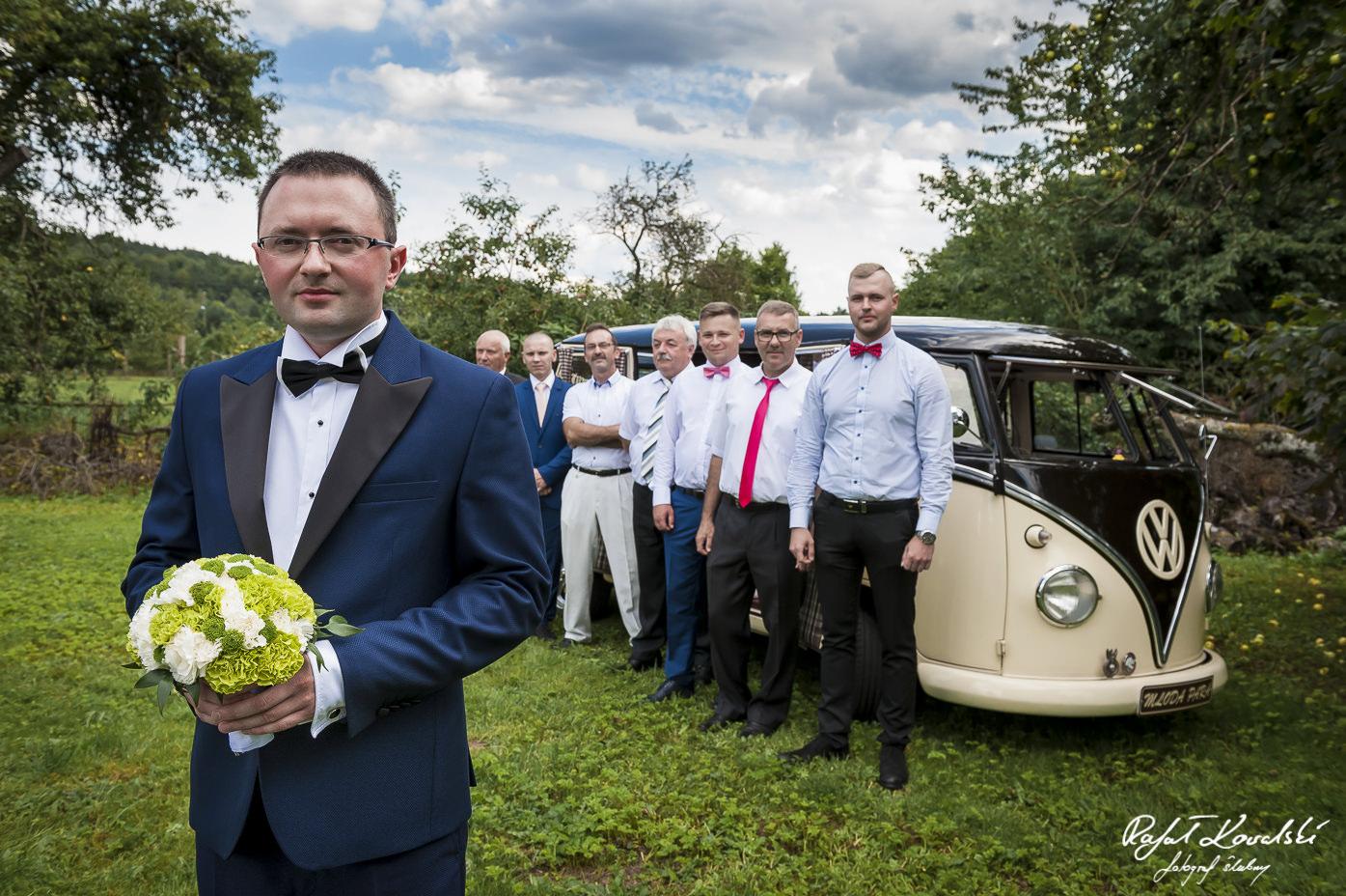 VW Ogórek fotograf Ślubny Rafał Kowalski
