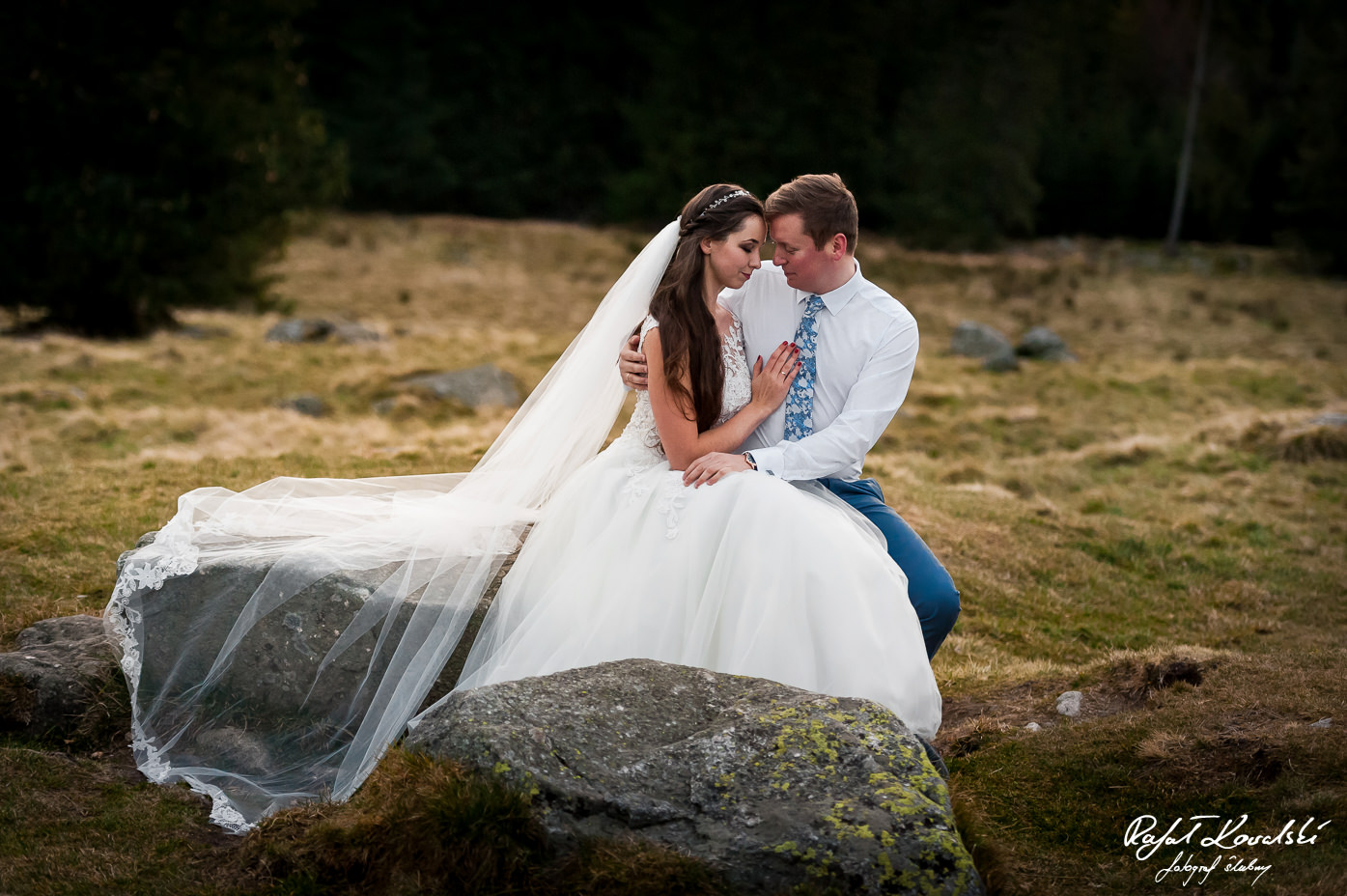 Plener ślubny w Górach fotograf Gdańsk Rafał Kowalski