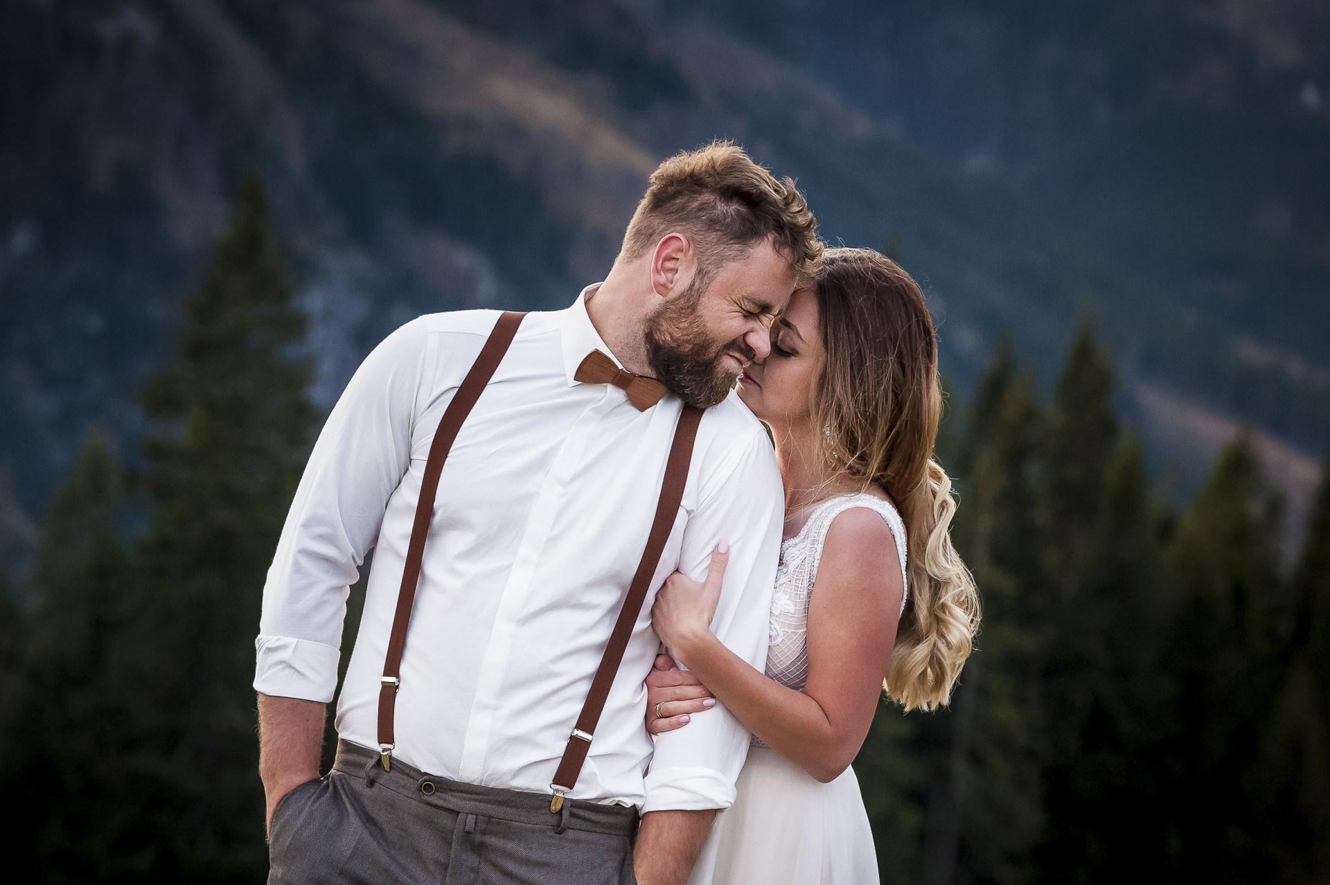 Sesja ślubna w Tatrach fotograf Gdańsk Rafał Kowalski