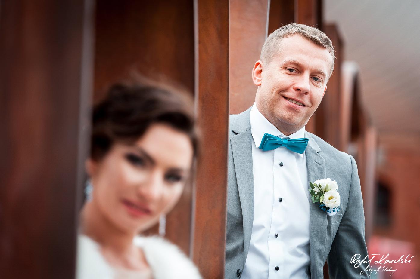 Plener ślubny Gdańsk - Fotograf Ślubny Rafał Kowalski