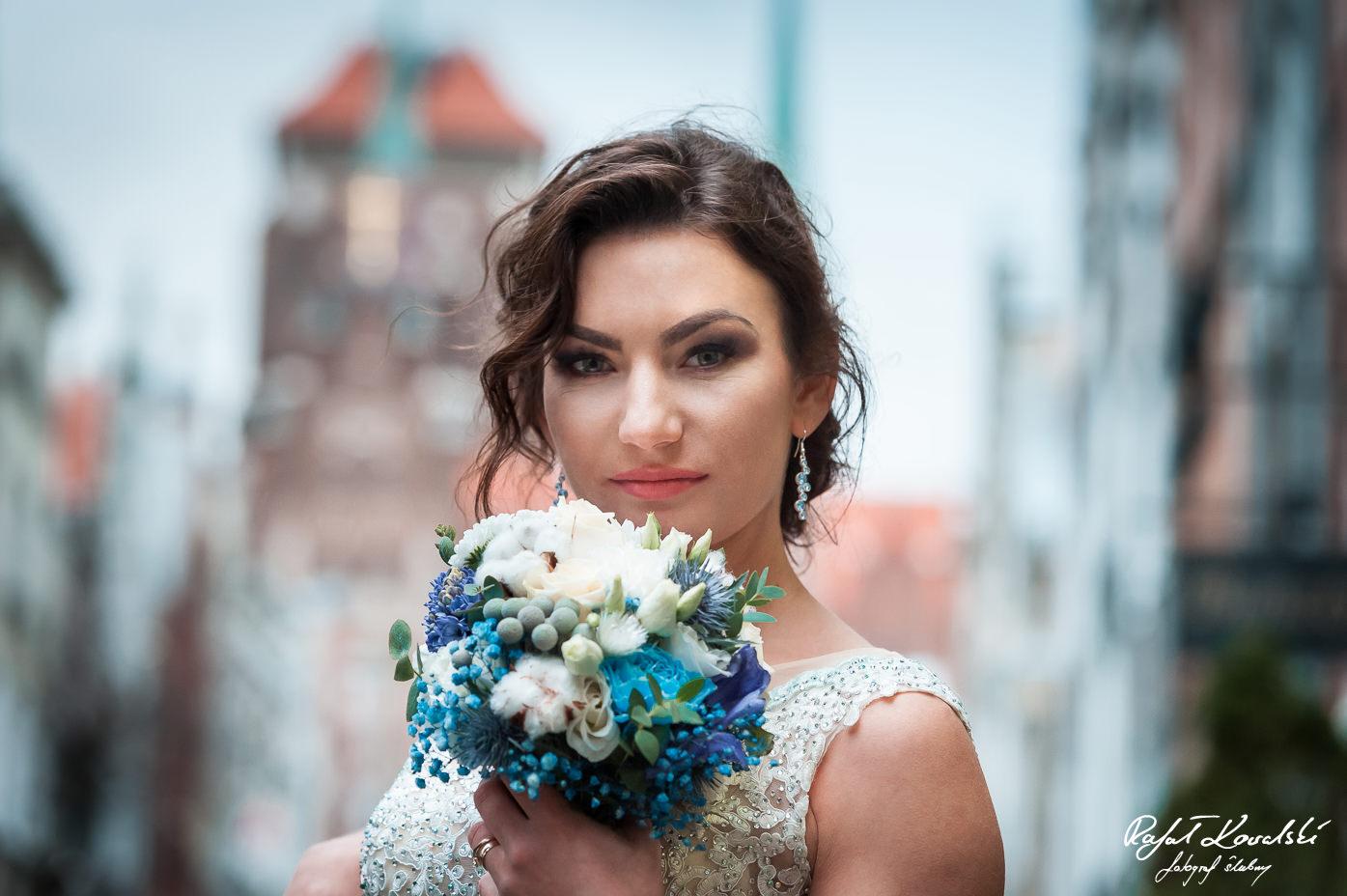 Sesja ślubna Gdańsk Mariacka - Fotograf Ślubny Rafał Kowalski