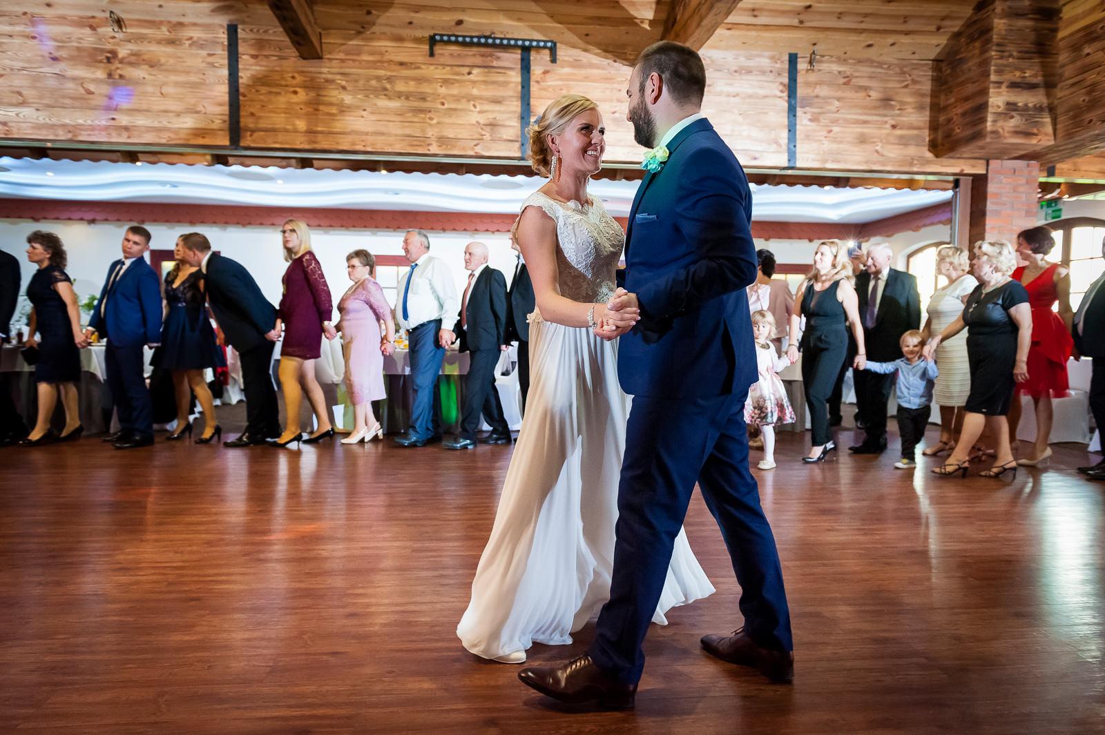 Kuźnia Smaków - pierwszy taniec na weselu