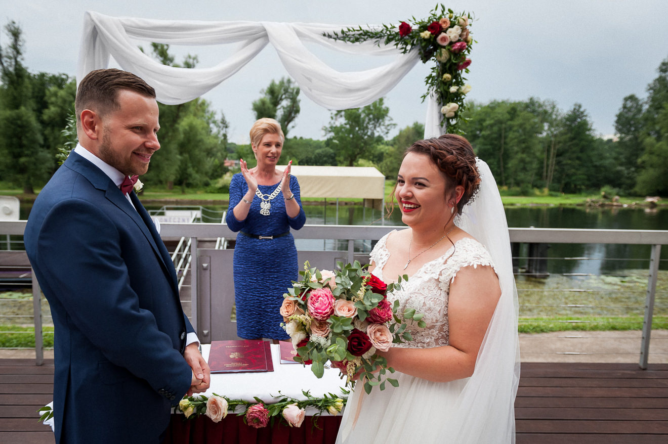 Brawa po przysiędze małżeńskiej