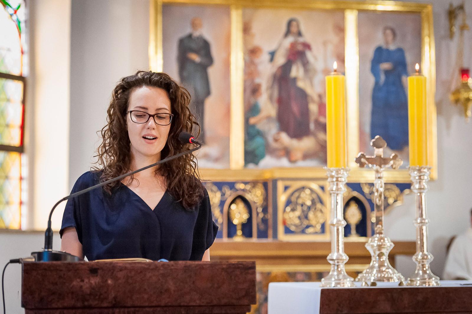 Hymn do miłości to najbardziej popularne czytanie liturgiczne podczas ślubu kościelnego.