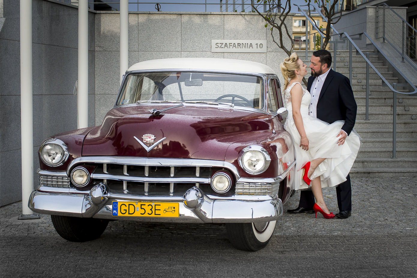 Fotograf weselny zdjecia ślubne z pasją i pomysłem
