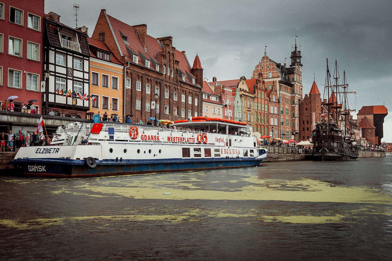 Żegluga Gdańska na Motławie