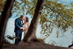 sesja ślubna nad morzem fotograf-weselny-Kościerzyna-fotografia-ślubna-Kościerzyna-sesja-ślubna-Kościerzyna