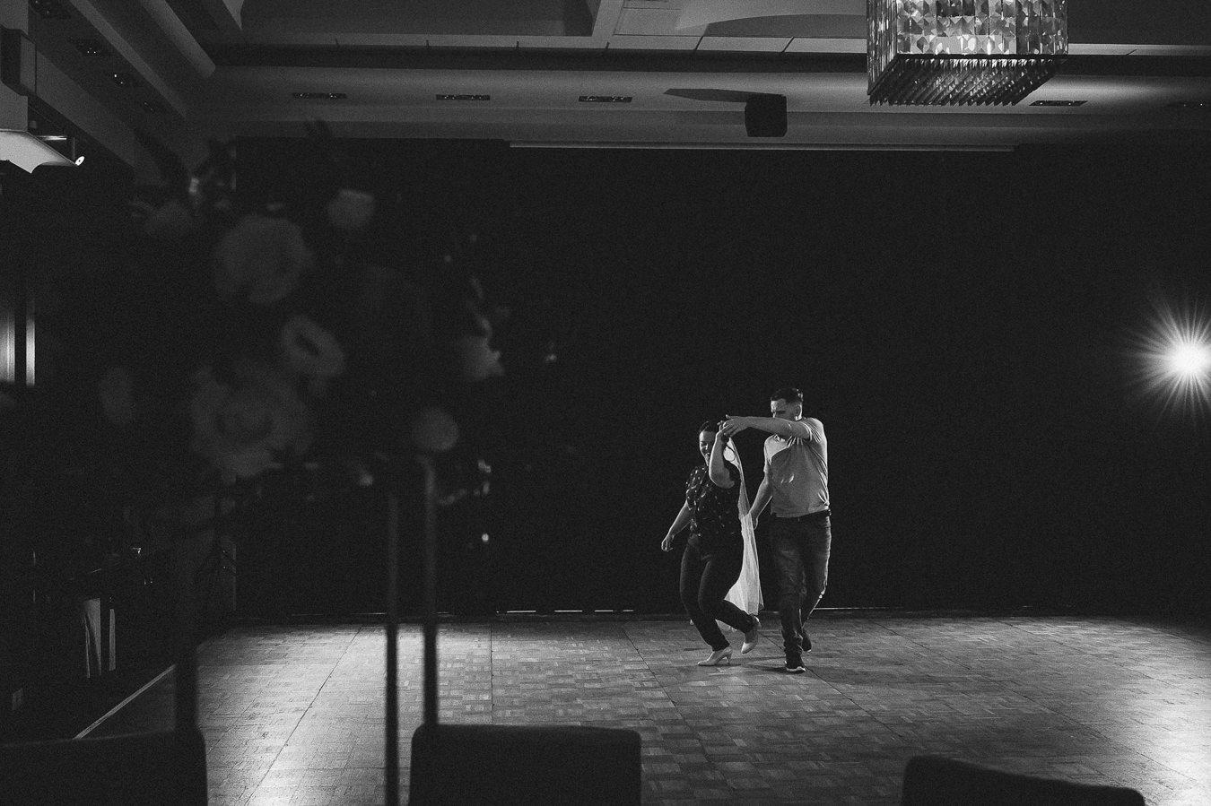 próby do pierwszego tańca