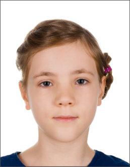 zdjęcie do dowodu dziecka biometryczne Banino-Pepowo-Rebiechowo-Miszewo-Tuchom-Borowiec-Chwaszczyno