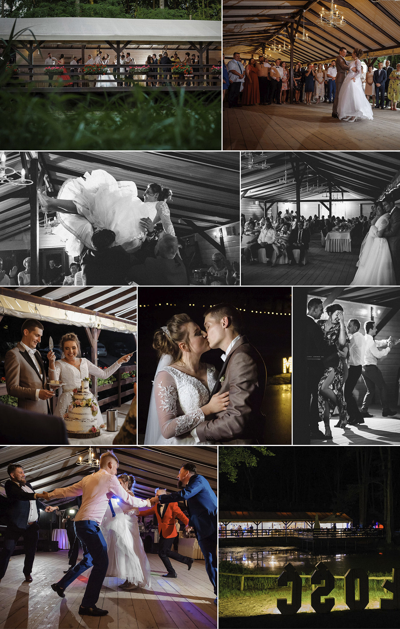 Sala na wesele pomorskie namiot na wesele Restauracja Godding Sopot Fotograf Ślubny Sopot