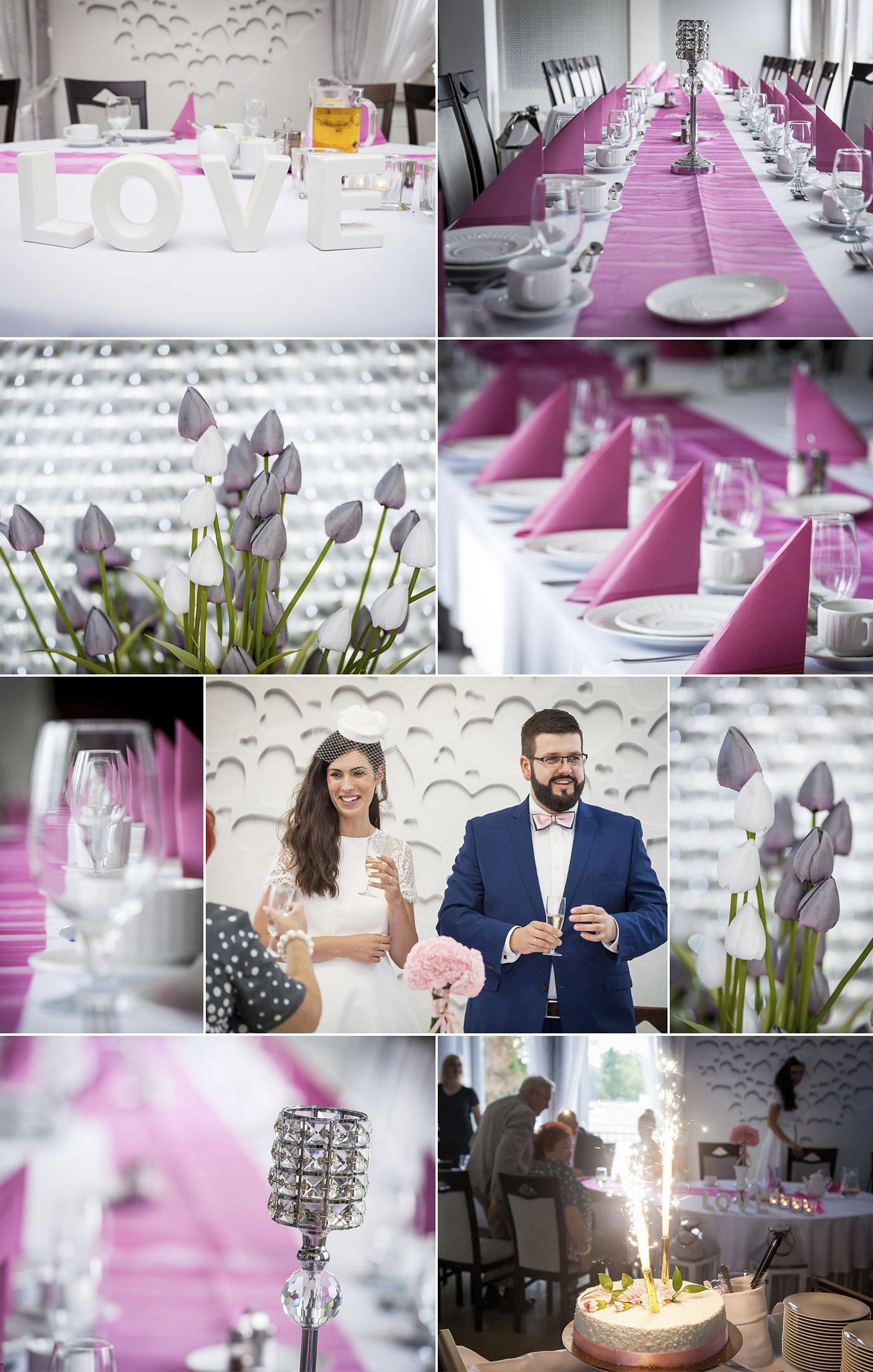 Sale weselne pomorskie Restauracja Kaszubska Kosakowo Fotograf Ślubny Gdynia