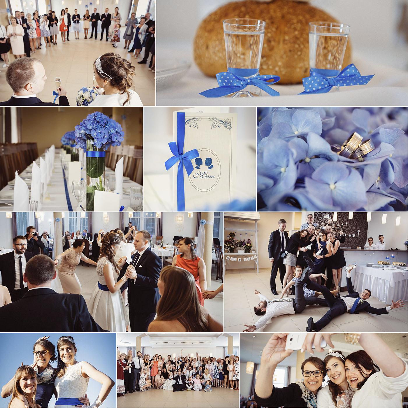 Sale weselne pomorskie Sala Bankietowa Aura Rębiechowo Fotograf Ślubny Gdańsk