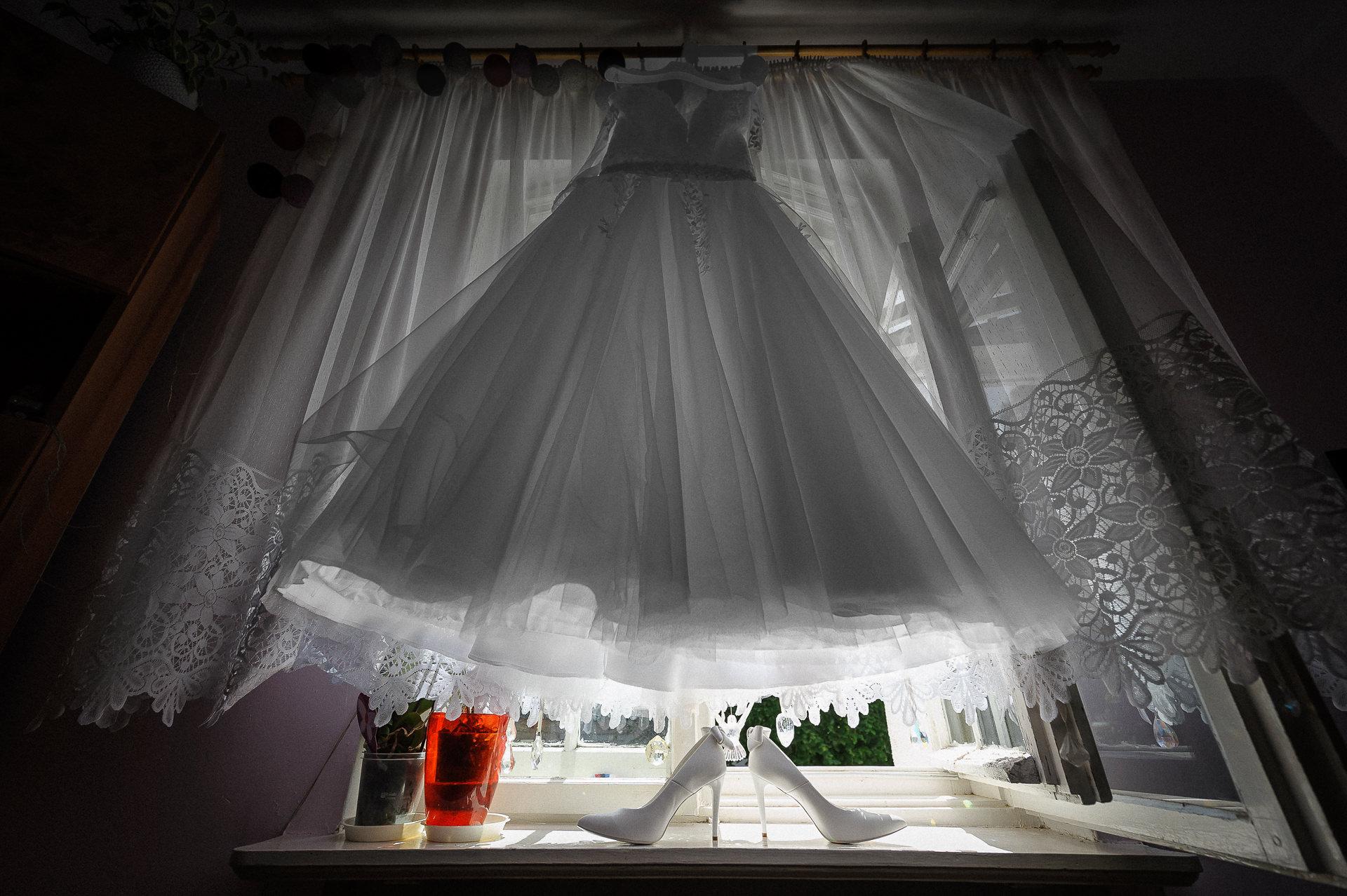 ślubne inspiracje suknia ślubna