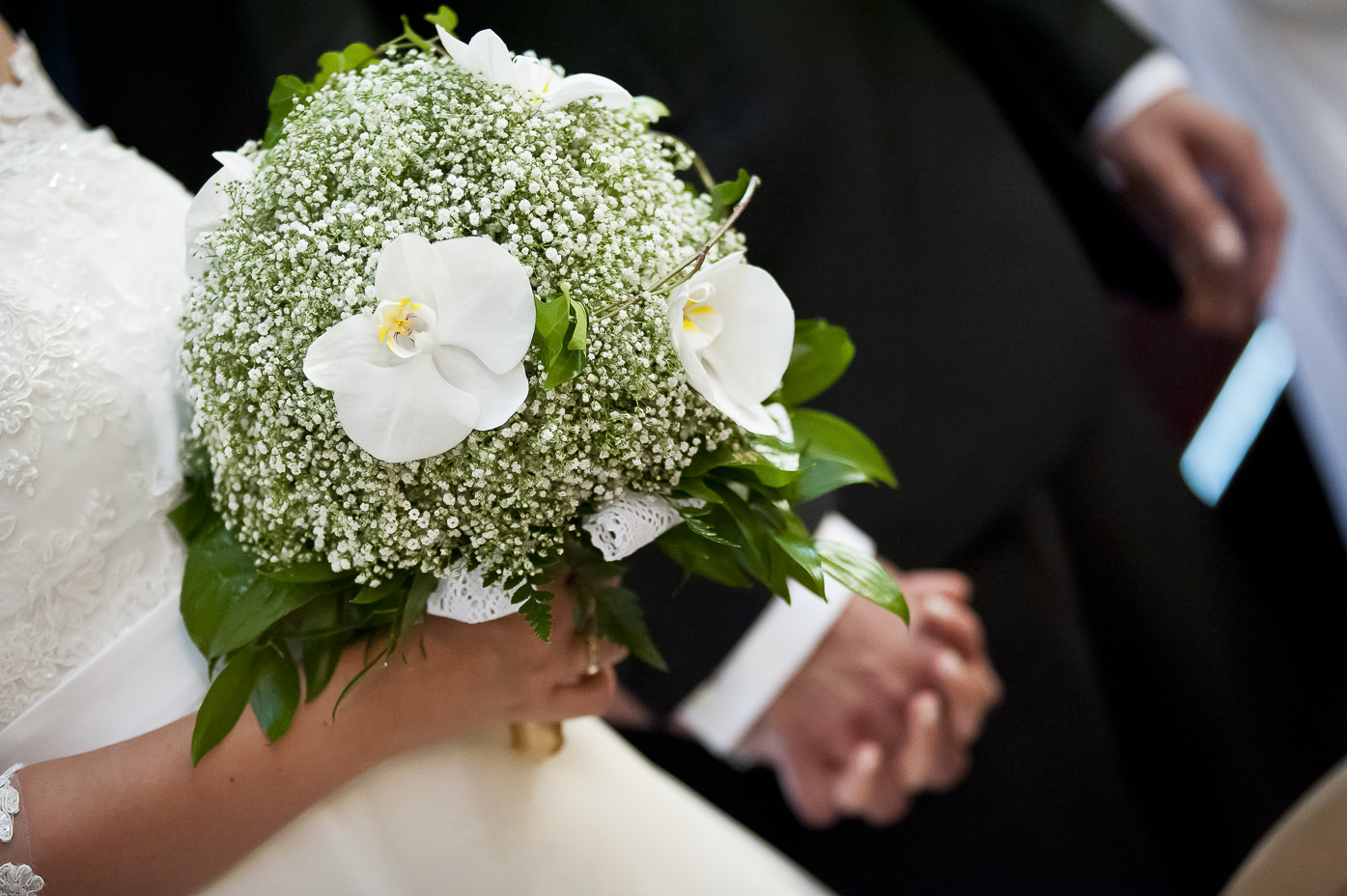 Ślubne inspiracje bukiet Panny Młodej