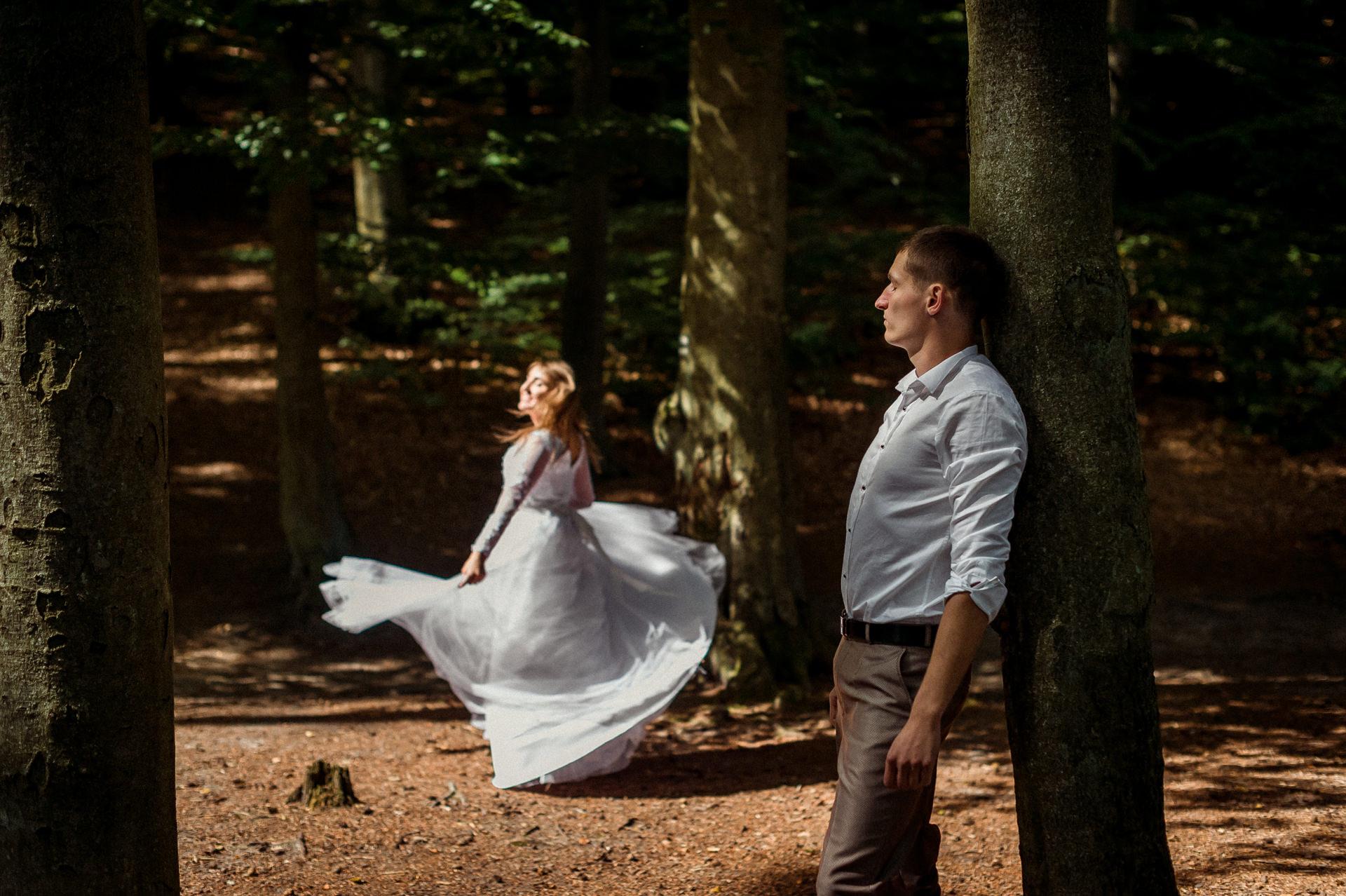 fotograf ślubny Tczew
